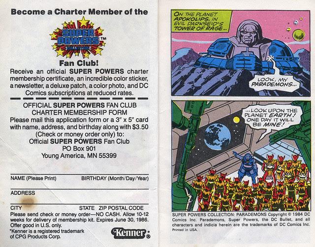 Super Powers - Parademon - 01