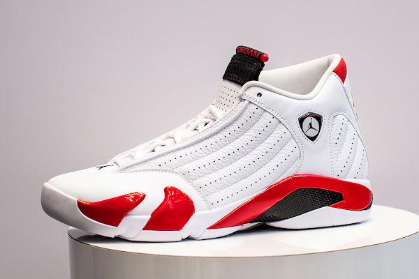 "14927b06d41 Where To Buy The Air Jordan 14 ""Varsity Red"""