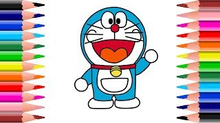 All Clip Of Cara Mewarna Doraemon Bhclipcom