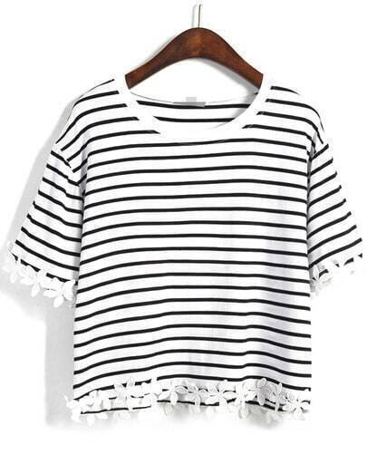 http://www.shein.com/Black-Striped-With-Appliques-Crop-T-Shirt-p-208016-cat-1738.html?aff_id=1285