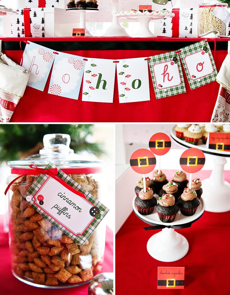 Best Ever Christmas Birthday Party Ideas For Adults