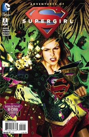 Adventures Of Supergirl #2