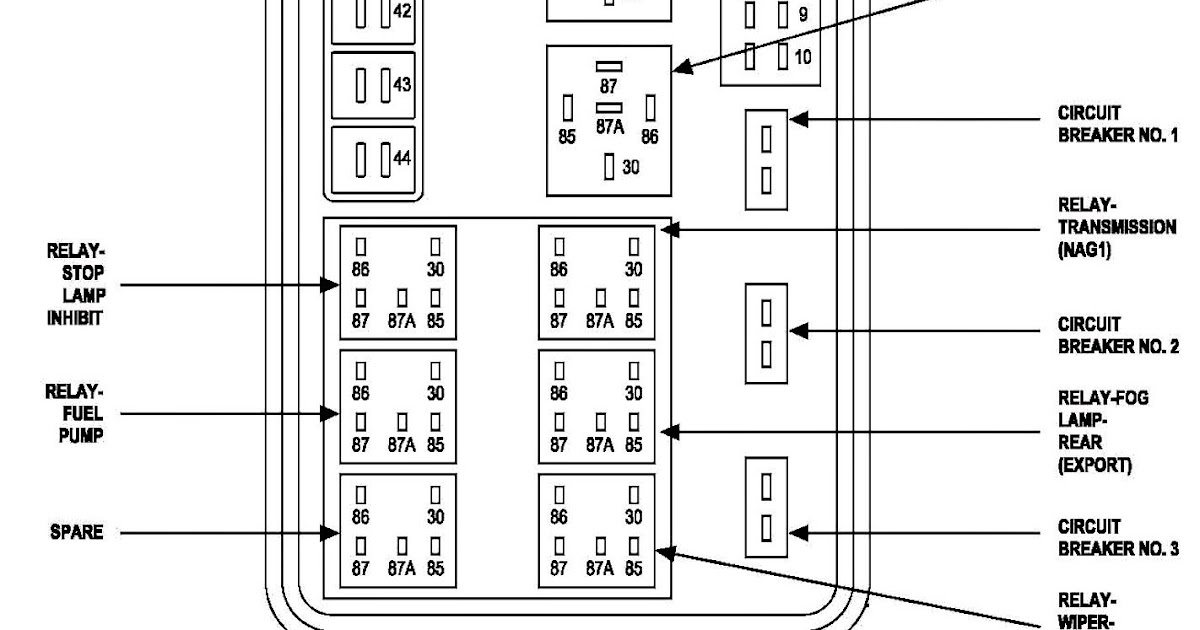 25 Pt Cruiser Fuel Pump Wiring Diagram