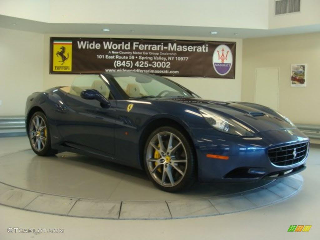 2012 Blu tour de France (Blue Metallic) Ferrari California #72551224 Photo #26   GTCarLot.com ...