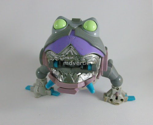 Transformers Gnaw (Sharkticon) G1 - modo alterno (by mdverde)