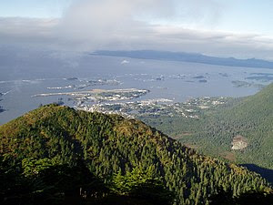 English: Mount Verstovia, Alaska, USA.