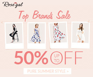Top Fashion: Up to 56% OFF + Free Shipping Worldwide
