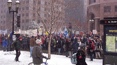 Grève étudiante en 2005