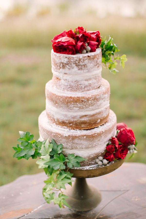 20 Impeccable Wedding Cake Ideas For Summer