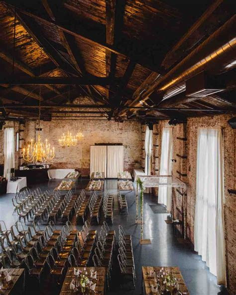 Restored Warehouses Where You Can Tie the Knot   Wedding