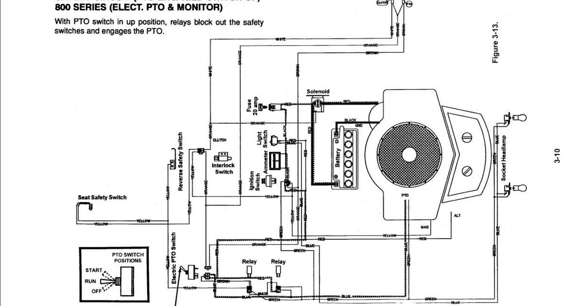 Briggs Stratton 18 Hp Twin Wiring Diagram