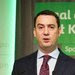 KPN said the resignation of its chief financial officer, Eric Hageman, was due to personal circumstances.