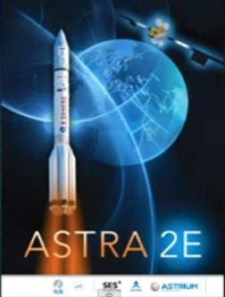 astra 2e launch