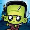 Frankenstein Cartoon Drawing Cute