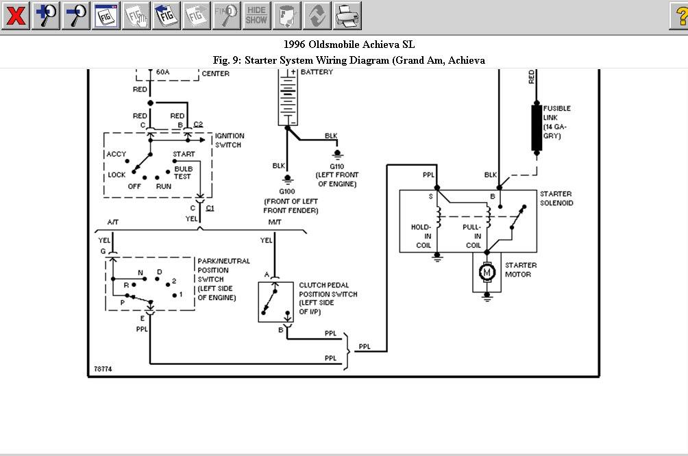 1995 Oldsmobile Achieva Wiring Diagram 1997 Buick Park Avenue Rear Defogger Wiring Diagram Yamaha Phazer Mic Wirings Genericocialis It