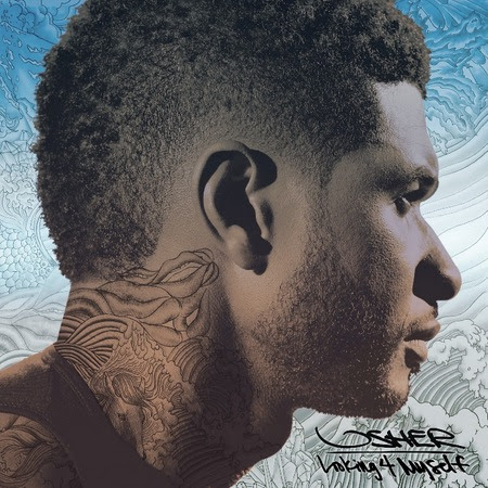 Usher New Single Looking 4 Myself cover album