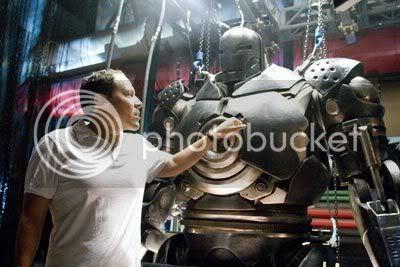 Ensaios de Homem de Ferro 2