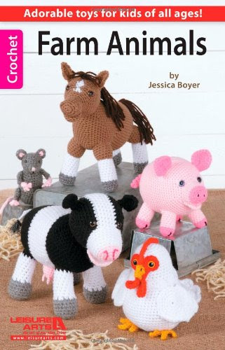 crochet farm animal patterns
