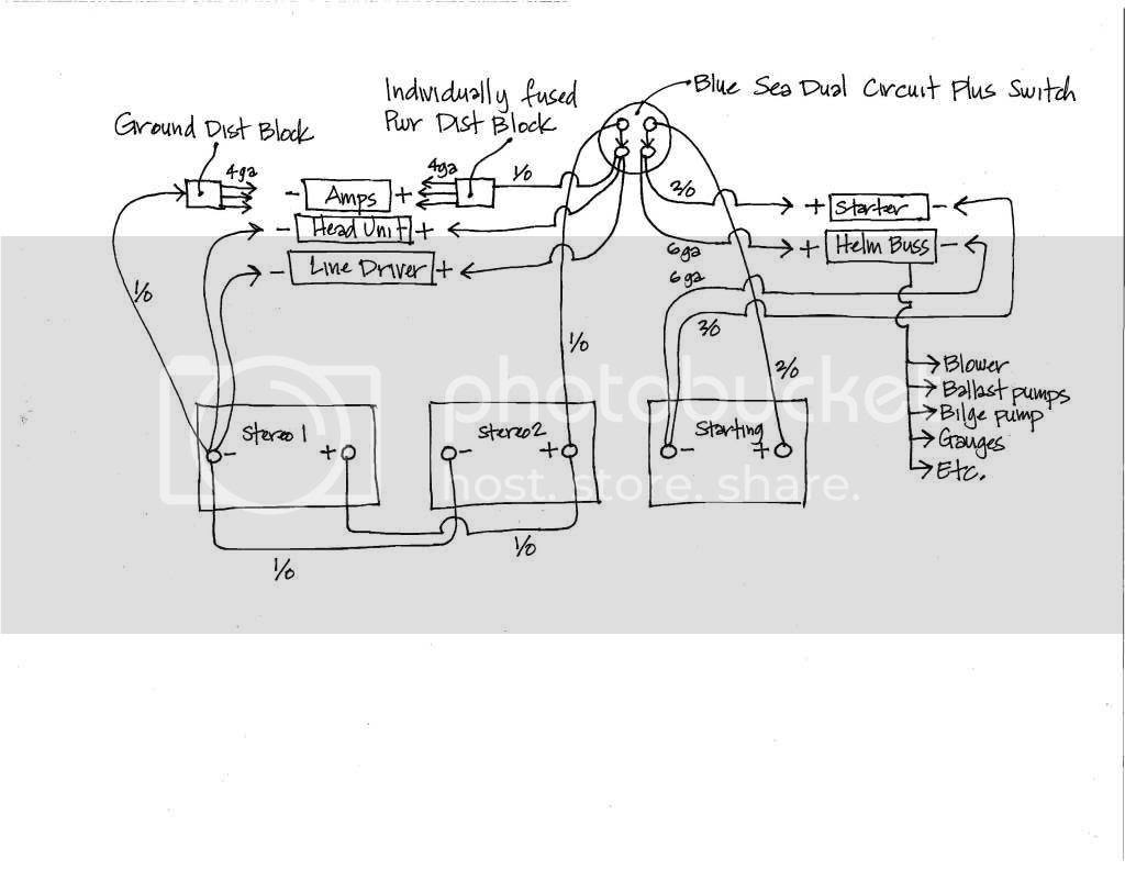 Automatic Charging Relay Wiring Diagram