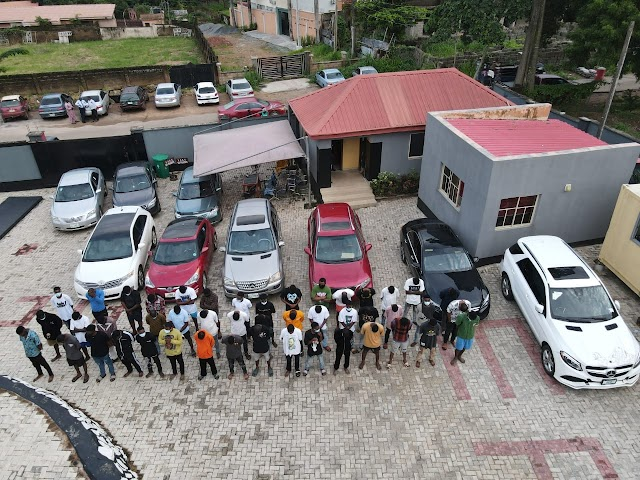 Hoteliers who harbor internet fraudsters risk jail term of between 5 and 15 years – EFCC