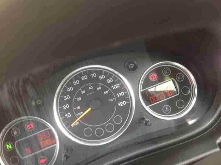 Reliant Aixam. 600cc diesel. A.B.S. Brakes. . Microcar