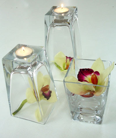 Glass vase wedding centrepieces glass vases from Canexcel Glass