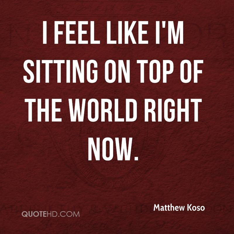 Matthew Koso Quotes Quotehd