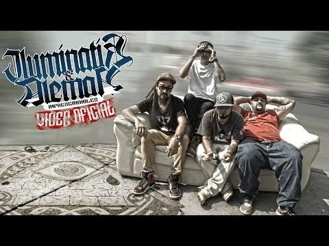 ILUMINATIK & ALEMAN - IMPRESCINDIBLES (VIDEO )   2015   MEXICO