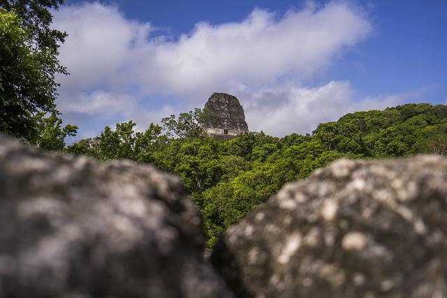 Templo IV, Tikal Guatemala