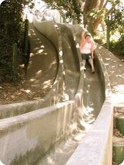Me on the Seward Street Slides