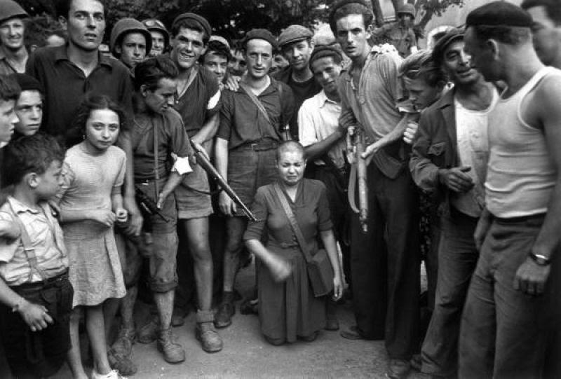 O calvário das viúvas da ocupação 16