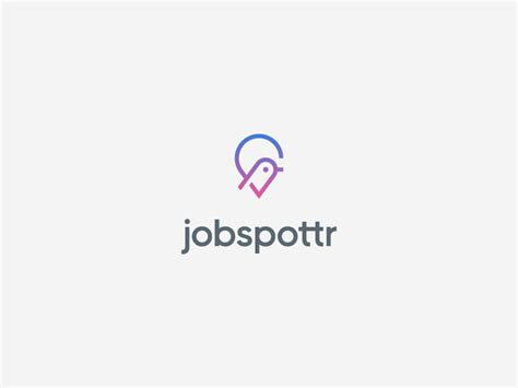 job logo  wharf design  jobspottr logoinspirationsco