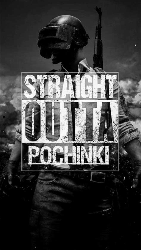 straight outta pochinki wallpapers wallpaper cave