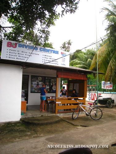 B&J diving centre