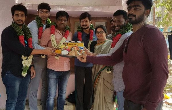 Suseenthiran begins Udhayanidhi-Vishnu Vishal film