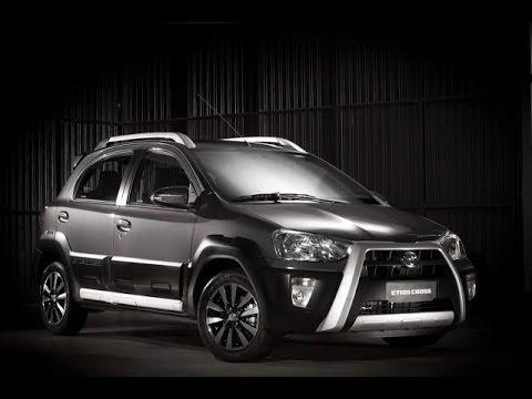 Novo Toyota Etios Cross 2014