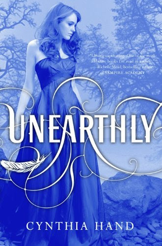 Unearthly (Unearthly Trilogy (Quality)) by Cynthia Hand