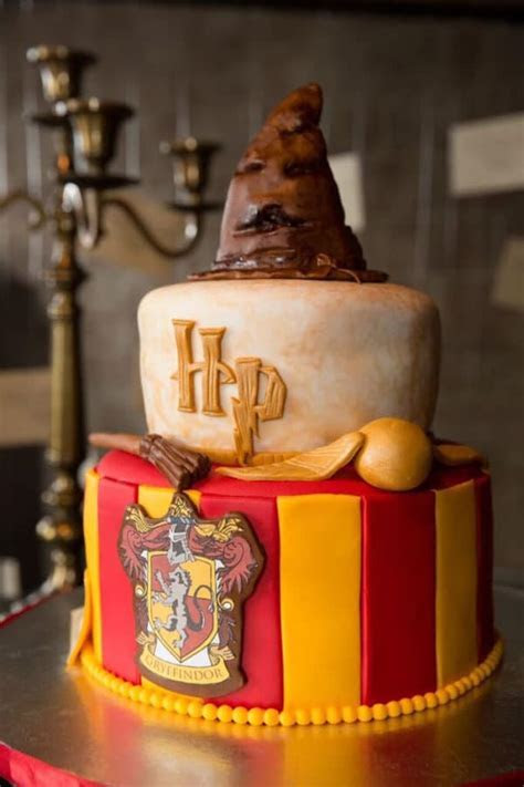 21 Magical Harry Potter Birthday Party Ideas   Pretty My Party