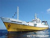 Barco de la empresa Odyssey en inversión y financiación