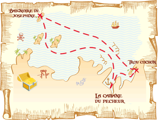 Vauclin Decouverte Promenade En Mer Sur La Baignoire De Josephine