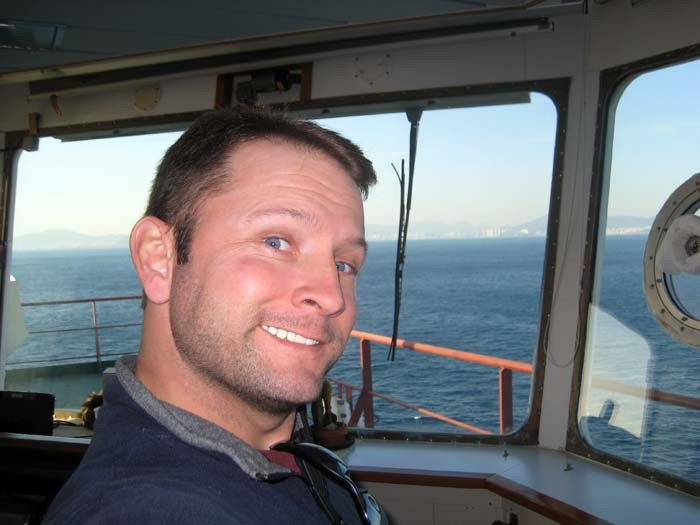 Pilothouse Portrait
