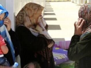 Refugiadas sírias são vendidas na Jordânia