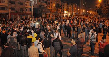 مظاهرات معارضة لمرسى