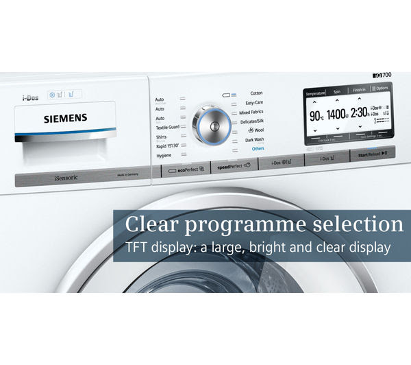 Siemens Idos Erfahrung
