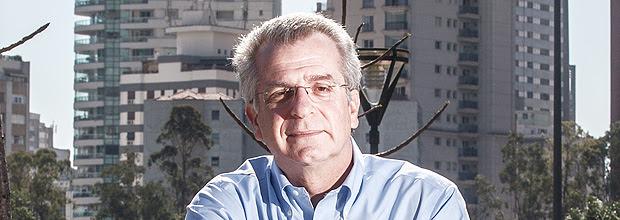 O vereador Andrea Matarazzo, quando era secretário de Cultura do Estado de São Paulo