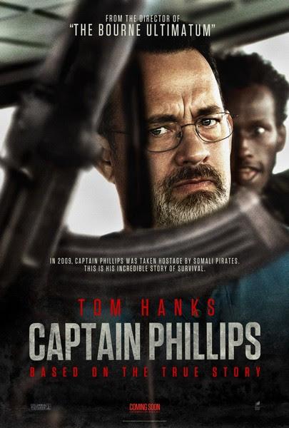captain phillips 2 أكثر 20 فيلم تعرّضاً للقرصنة في 2014