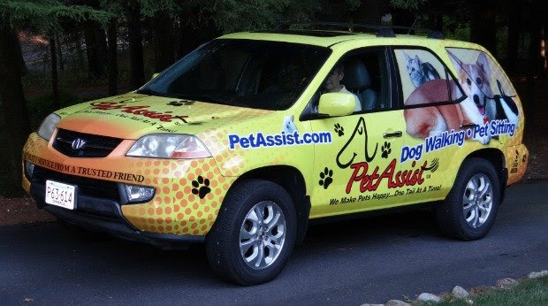Spotlight: Pet Assist Provides In Home Pet Services and More - Franchising
