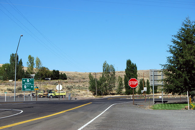 SR 260 @ SR 26 & SR 261 northward