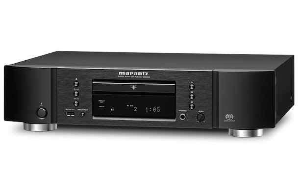 Marantz SA8005 SACD Player
