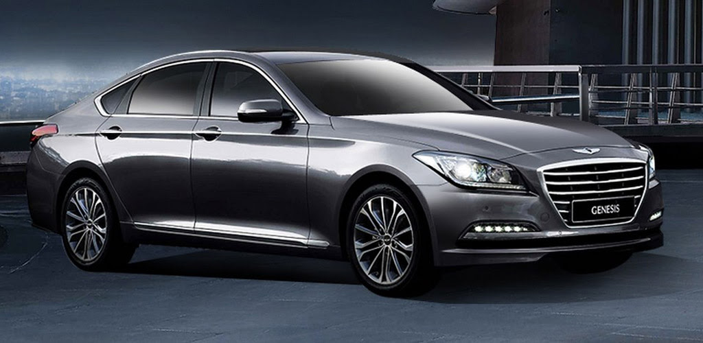 2015 Hyundai Genesis Shown In New Videos